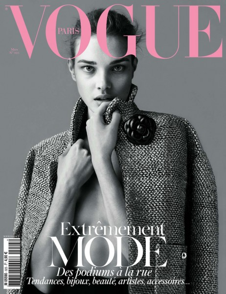 French-Vogue-March-2012-Cover